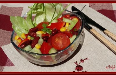 Salade Salsa Weight Watchers