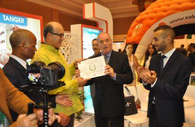 Un marocain remporte les lauriers AFITV 2015 à Tanger