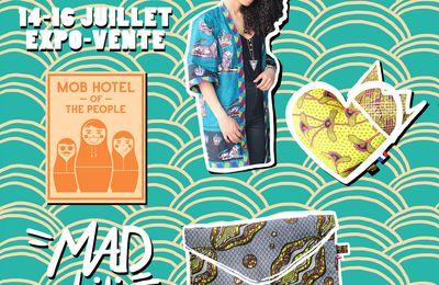 • Pop Up Store • Mad Lili • MOB HOTEL •