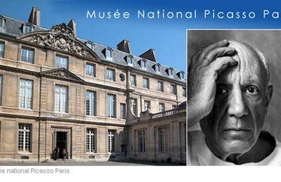 Pablo Picasso et son musée parisien.