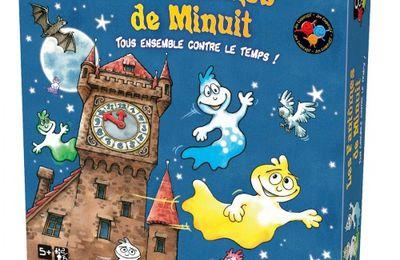Jouer et découvrir # 43 – Jeu les fantômes de minuit (Dès 5 ans)