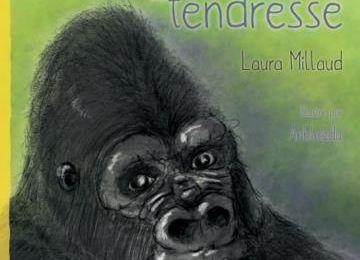 Un géant de tendresse. Laura MILLAUD et Anbleizdu - 2016 (Dès 9 ans)