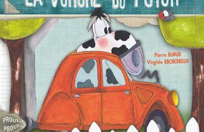 La voiture du futur. Pierre RUAUD et Virginie ROCHEDREUX - 2016 (Dès 4 ans)