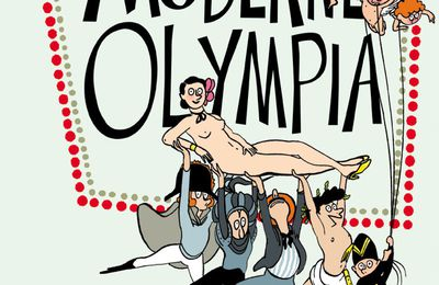 Moderne Olympia. Catherine MEURISSE – 2014 (BD)