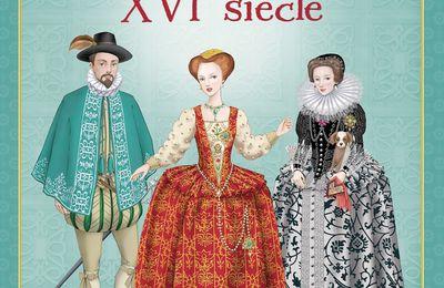 Jouer et découvrir # 68 – La mode au XVIe siècle – Usborne, 2017 (Dès 6 ans)