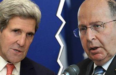 Une diatribe d'un ministre israélien contre Kerry crée un clash diplomatique (AFP)