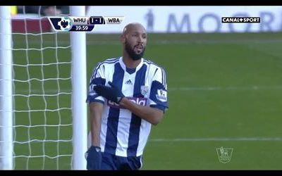 Quenelle. Anelka condamné à 100.000 euros d'amende, 5 matches de suspension et un stage éducatif.