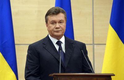 Viktor Ianoukovytch s'interroge sur la légalité du don états-unien d'1 milliard de dollars (Voltaire.net)