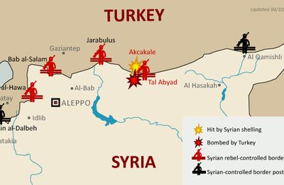 NATO Wages Desperate Last Battle in Northern Syria (NEO)