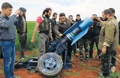 US Produced Sarin Gas Used in Syria  (Veterans Today)