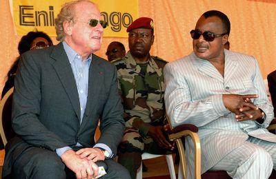 Les liaisons dangereuses du pétrolier ENI et du dictateur Sassou Nguesso (Congo-Liberty)