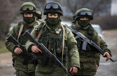 Selon Bild, plus de 400 mercenaires US coordonnent et dirigent des opérations de guérilla contre les militants pro-russes dans l'est de l'Ukraine