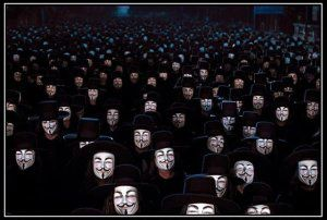 Dictature gabonaise / New York Forum Africa : les Anonymous s'y mettent