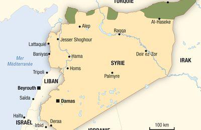 Guerre de l'eau turco-syrienne : 7 millions de Syriens menacés (France-Irak-Actalités)