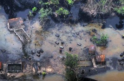 Pollution de Shell au Nigeria, jugement historique (Amnesty International)
