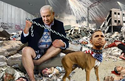 Sanctions for Russia and a Green Light for Israel to Continue War Crimes (BAR)