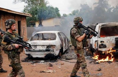 Centrafrique: 9 militaires français de la force européenne EUFOR RCA ont été blessés à Bangui (Opex 360)