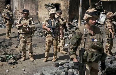 Montage français au Mali (BdA)