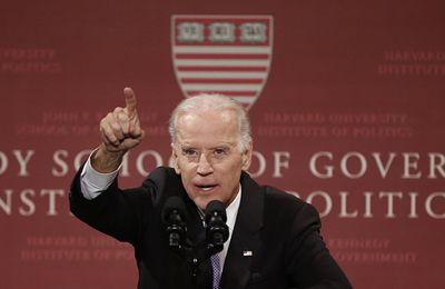 Jo Biden : les USA ont forcé l'UE à imposer des sanctions contre la Russie (VdR)