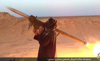 L'EI est à une dizaine de kilomètres de l'aéroport de Bagdad armé de MANPAD