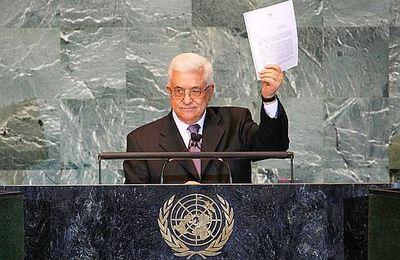 """Abbas : """"Je couperais les liens avec Israël si la Résolution de l'ONU devait échouer"""" (AFP)"""