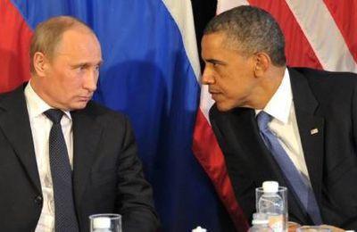 Selon les médias allemands, Obama a menacé Poutine... (Sputniknews)