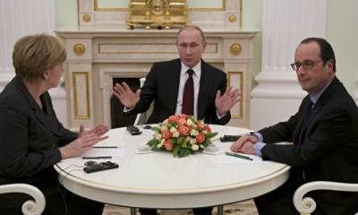 Merkel à Moscou et Kiev: Der Spiegel dit que Poutine a gagné (Russia Insider)