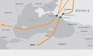 La Grèce fait état de fortes pressions US pour la dissuader d'adhérer au projet du gazoduc Russie-Turquie (Blog finance)
