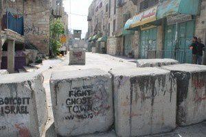 Chroniques Palestiniennes (7) : Hébron, quintessence de la colonisation israélienne