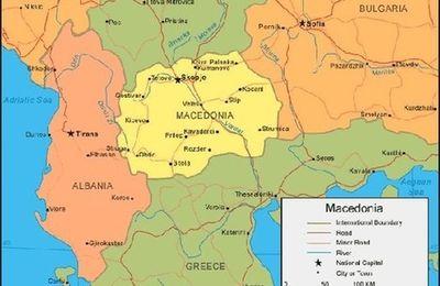 Une révolution de couleur en Macédoine est en cours (Strategic Culture)