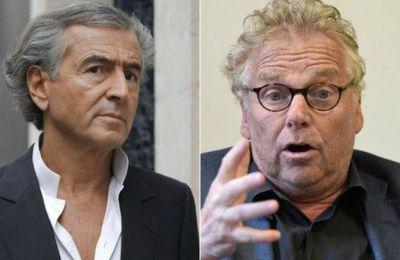Bernard-Henri Lévy et Daniel Cohn Bendit interdits de séjour en Russie (Medias-Presse-Info)