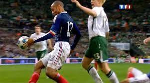 Thierry Henry : une main à 5 millions d'euros