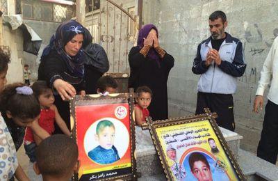 Le 'New York Times' aide à blanchir Israël des meurtres de quatre garçons jouant au football sur la plage de Gaza (Mondoweiss)