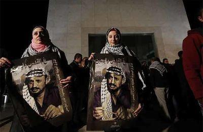 Les Palestiniens annoncent avoir identifié l'assassin de Arafat (AFP)