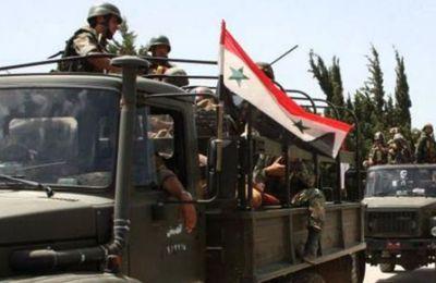 Alep. L'armée syrienne et le Hezbollah recapturent le bastion des terroristes d'al-Nosra dans la ville d'al-Hader et capturent deux autres villes