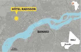 """Attaque à Bamako: les assaillants """"parlaient anglais entre eux"""", selon un otage (AFP)"""