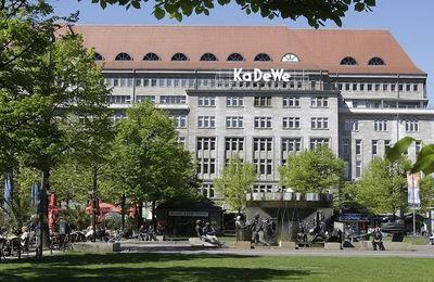 Le plus grand magasin d'Europe, le KaDeWe de Berlin, supprime les produits israéliens de ses étals (RT)