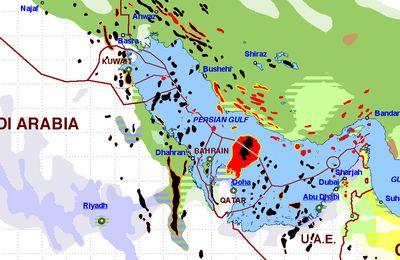 Une carte qui explique la dangerosité du conflit irano-saoudien