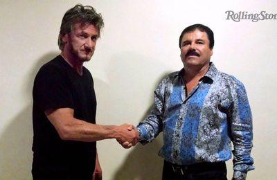 """L'interview du narcotrafiquant """"El Chapo"""" avec l'acteur Sean Penn (vidéo)"""