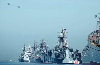 La Russie renforce sa puissance militaire, en mer Noire (Irib)
