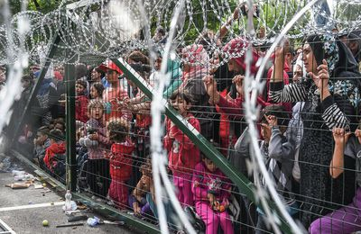 Entrée en vigueur au Danemark de la loi de confiscation aux migrants (AFP)