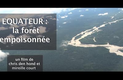 Equateur : la forêt empoisonnée (vidéo)