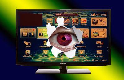 "Samsung prévient ses clients de ne pas évoquer d'informations personnelles devant ses ""Smart  TVs"" / Samsung warns customers not to discuss personal information in front of smart TVs (The Week)"