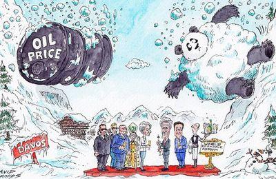 Hyperconcentration de la richesse et expansion de la pauvreté: Les acteurs de Davos continuent de bâtir leurs projets d'expansion (Mondialisation.ca)