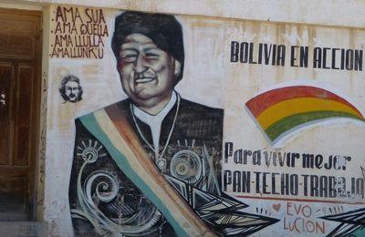 Les Boliviens refusent par référendum un quatrième mandat à Morales (AFP)