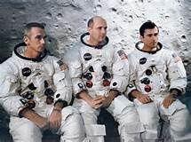Les astronautes d'Apollo 10 ont entendu une musique étrange derrière la lune (AFP)