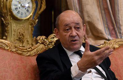 Le Drian furieux après la révélation d'actions militaires top-secrètes menées par la France en Libye (Russia Today)