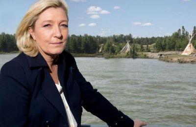 Marine Le Pen Demande aux amérindiens de retourner vivre chez eux (La Pravda.ca)