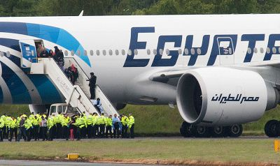 Le vol Egyptair MS804 entre Paris et Le Caire disparaît des radars (Huffington Post)