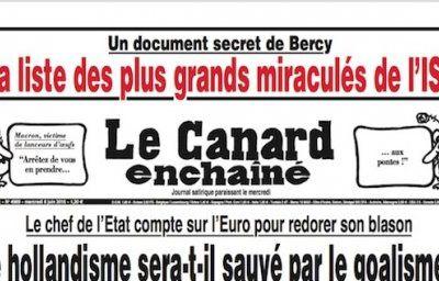 Bettencourt, Arnault, Guerlain... le Canard enchaîné publie la liste des milliardaires qui contournent l'ISF (Marianne.net)